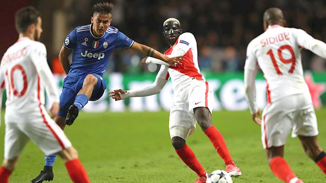 Đá với Monaco mà Juventus cứ 'nghĩ' nhiều đến... Roma