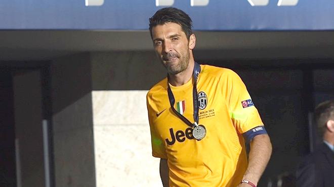 Buffon: 'Lúc nào tôi cũng muốn vô địch Champions League'