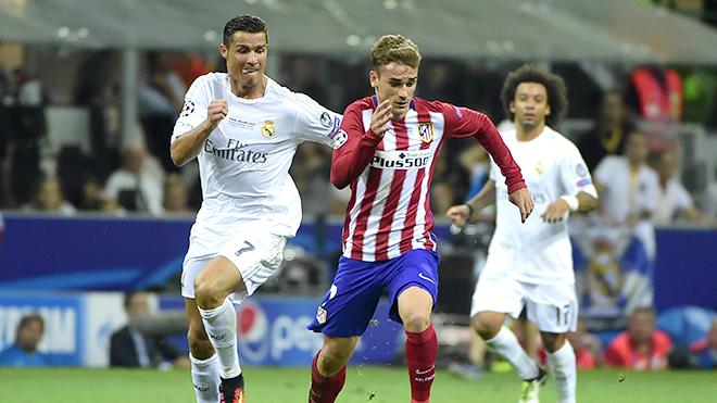 Vì sao Real Madrid ngày càng vượt trội Atletico?