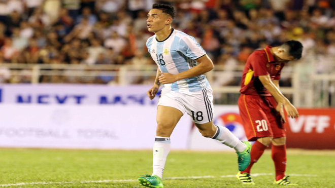 HLV U20 Argentina: 'Nhìn chung, U20 Việt Nam chưa đủ tầm và cần phát triển hơn'