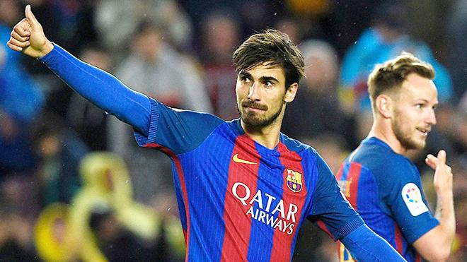 Cạn ngân sách, Barca sẽ bán Andre Gomes?