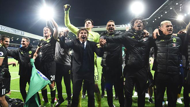 Conte và cuộc cách mạng màu xanh