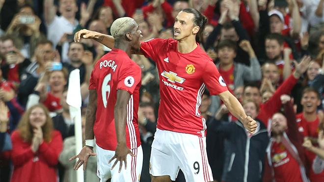Thương vụ Pogba và mức lương kỷ lục của Ibrahimovic 'tố cáo' mặt trái của Premier League xa hoa