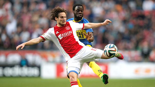 Daley Blind: 'Trái tim tôi thuộc về Ajax, nhưng Man United của tôi sẽ thắng'