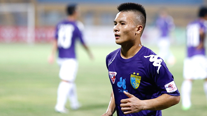 'Sao' U20 Việt Nam và những 'siêu phẩm' V-League 2017