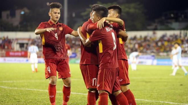 U20 Việt Nam: Ghi bàn vào lưới Argentina là vui rồi!