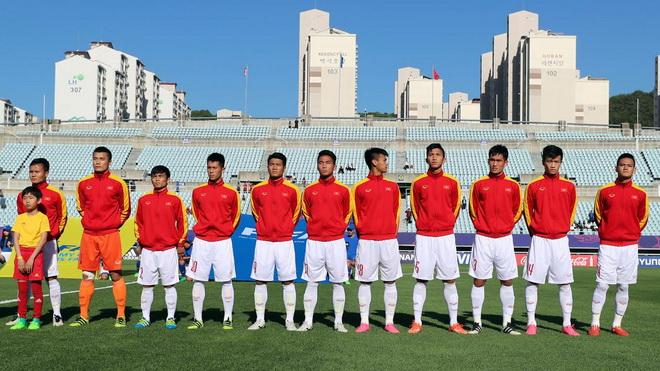 U20 Việt Nam và thời khắc bước qua cái bóng thế hệ Công Phượng
