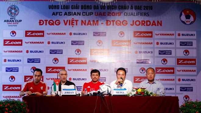 HLV Jordan biết tuyển Việt Nam có nhiều sao U20 vừa dự World Cup