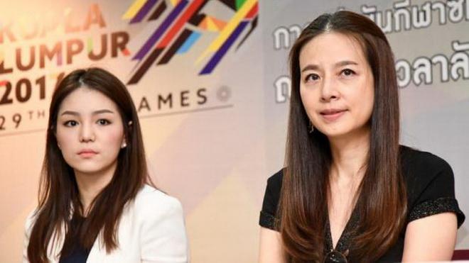Trưởng đoàn 'hotgirl' của U22 Thái Lan xem U22 Việt Nam là đối trọng tại SEA Games 29