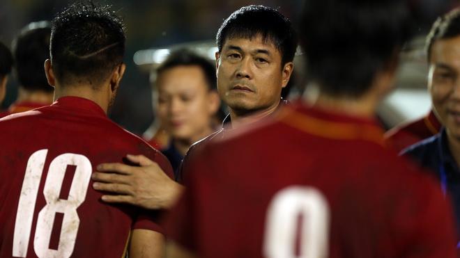 HLV Lê Thụy Hải: 'Mừng vì U22 Việt Nam thắng, Công Phượng ghi bàn nhưng hãy lo cho SEA Games'
