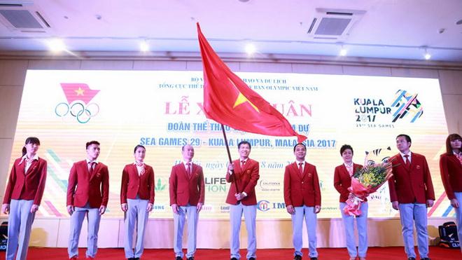 Bảng vàng thành tích của Đoàn TTVN tại SEA Games 29