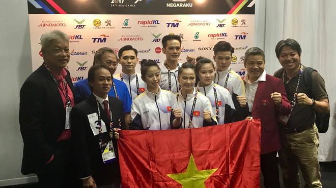 SEA Games ngày 27/8: Hà Thị Nguyên giành HCV taekwondo hạng 62kg