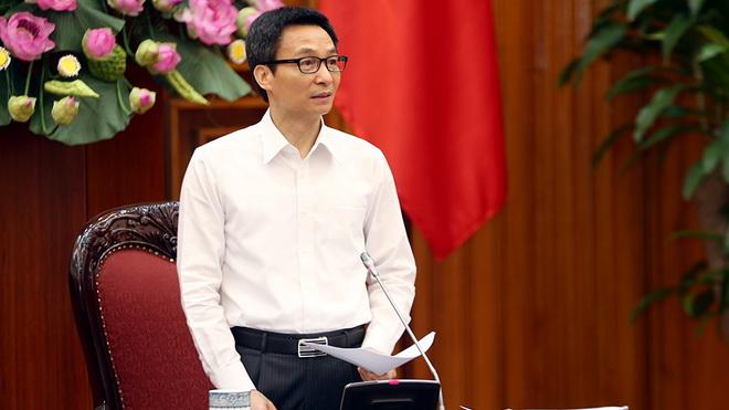 Phó Thủ tướng Vũ Đức Đam: Xử lý tận gốc những vấn đề của bóng đá Việt Nam