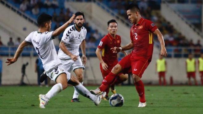 Việt Nam 0-0 Afghanistan: HLV Park Hang Seo ghi điểm, tuyển Việt Nam giành vé đến VCK ASIAN Cup 2019