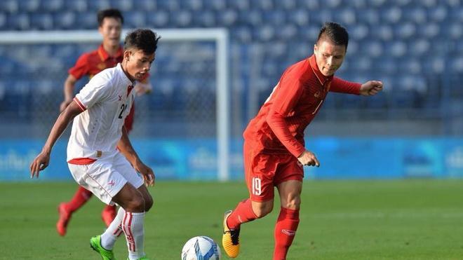 Lịch thi đấu, truyền hình trực tiếp U23 Việt Nam, giải U23 châu Á 2018 ở Trung Quốc