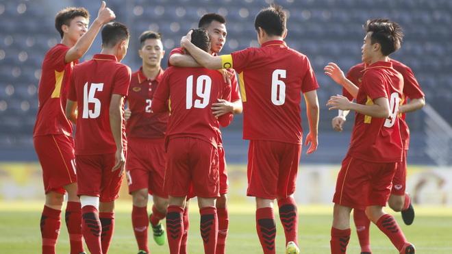 U23 Việt Nam và bước tiến đáng ghi nhận tại M-150 Cup