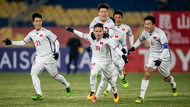 Link trực tiếp giải bóng đá quốc tế U23 Cúp Vinaphone 2018