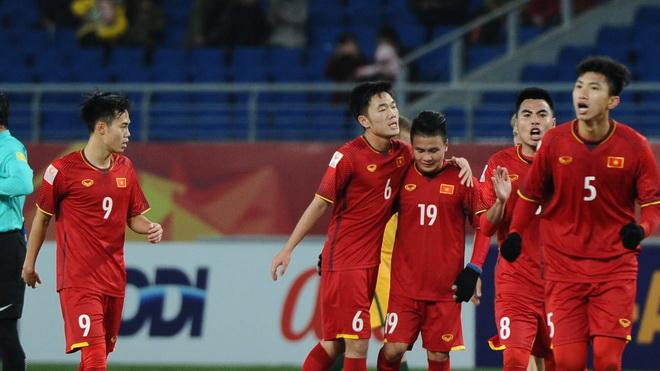 Link xem trực tiếp U23 Việt Nam vs U23 Syria (18h30 ngày 17/1)