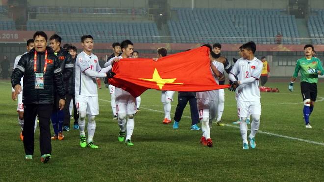 Xem trực tiếp U23 Việt Nam - U23 Qatar. Trực tiếp bán kết Việt Nam Qatar
