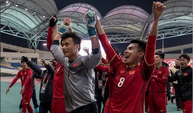 HLV Lê Thụy Hải: 'U23 Việt Nam trên cả tuyệt vời'