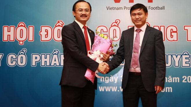 Bầu Tú và các ông bầu bóng đá Việt