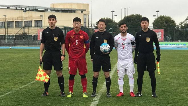 U23 Việt Nam 1-1 U23 Palestine: Chia điểm trước ngày HLV Park Hang Seo gút danh sách
