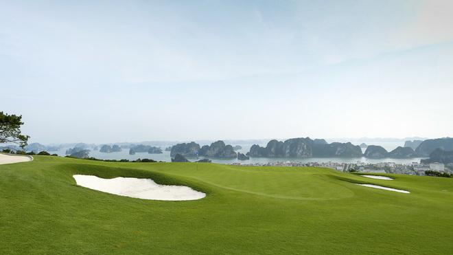 Chiêm ngưỡng tác phẩm mới nhất của thiết kế gia sân golf thuộc TOP 10 thế giới