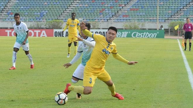 'Thần tài' Omar mở điểm, FLC Thanh Hóa vẫn thua ngược Yangon United