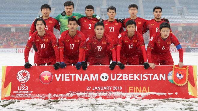 Quang Hải cảm ơn CĐV sau giải bàn thắng đẹp nhất VCK U23 châu Á