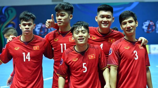 Link xem trực tiếp Việt Nam - Uzbekistan, tứ kết futsal châu Á (18h00 ngày 8/2)