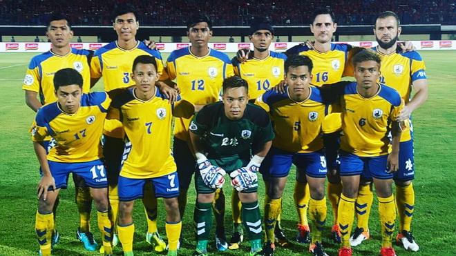 SLNA không dễ thắng Tampines Rovers