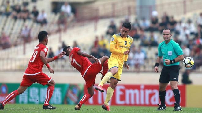 Video clip highlights SLNA 0-0 Persija Jakarta, AFC Cup 2018