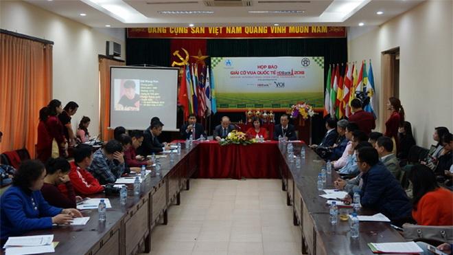 Quang Liêm là hạt giống số 1 giải cờ vua quốc tế HDBank 2018