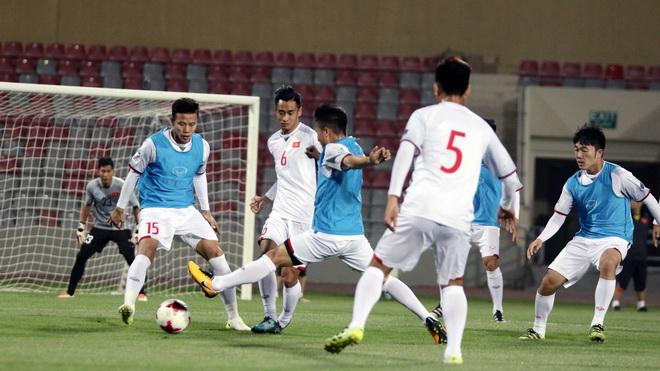 Tuyển Việt Nam đấu Jordan bằng đội hình mạnh nhất