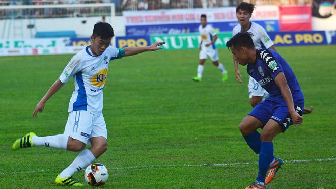Video clip highlights HAGL 0-0 B.Bình Dương, vòng 1 V-League 2018