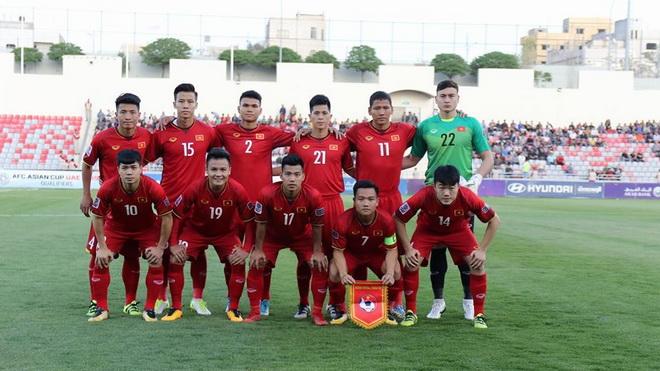 Bốc thăm ASIAN Cup 2019: Tuyển Việt Nam ở nhóm hạt giống 3, đụng toàn đối thủ mạnh