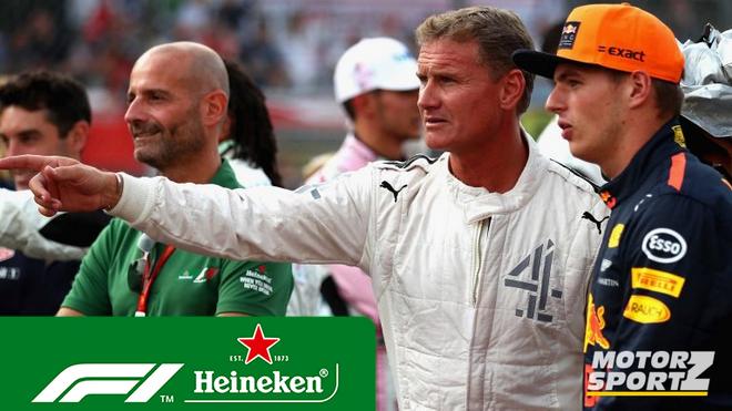 Trải nghiệm F1 lần đầu tiên tại Việt Nam cùng tay đua David Coulthard