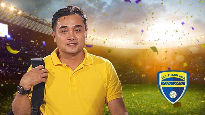 FLC Thanh Hóa chốt hợp đồng với HLV Nguyễn Đức Thắng