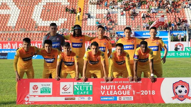 Video clip highlights Hải Phòng 0-1 Than Quảng Ninh: Văn  Lâm 'lên đồng' không cứu nổi chủ nhà