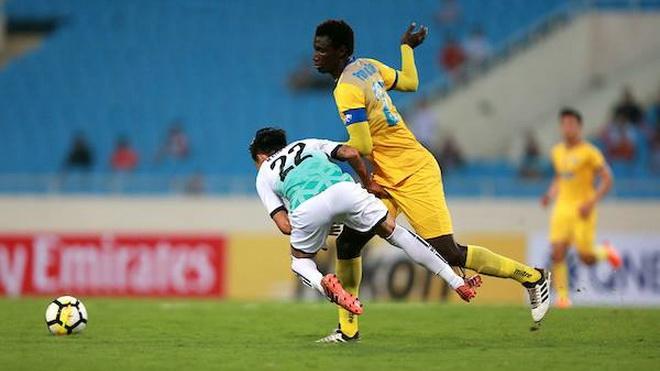 Video clip highlights bàn thắng FLC Thanh Hóa 3-3 Yangon United: Ngày tồi của thủ môn