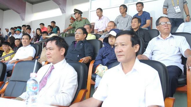 Ông Trần Anh Tú không ứng cử Phó Chủ tịch VFF khóa VIII