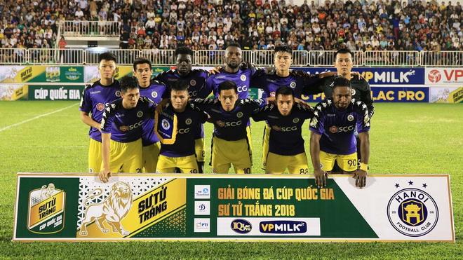 Lịch trực tiếp tứ kết lượt về Cup quốc gia 2018