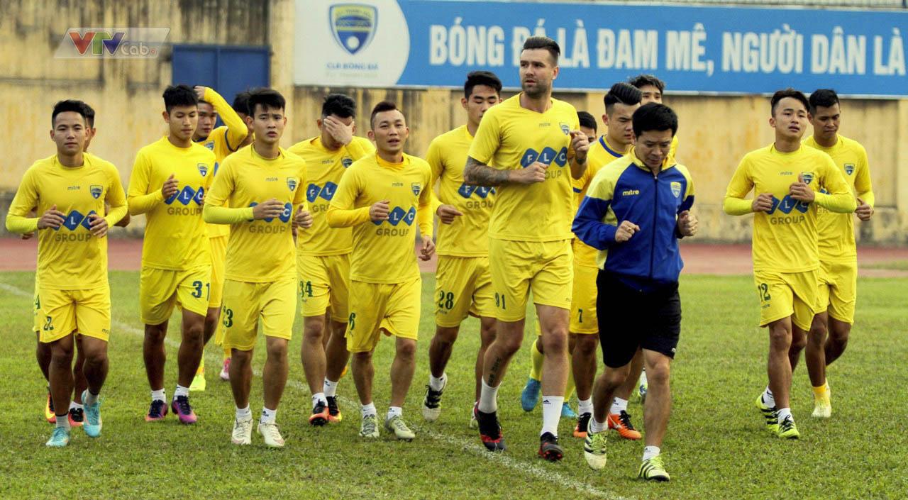 'Không chấp nhận tiêu cực tại Wake-up 247 V-League 2019'