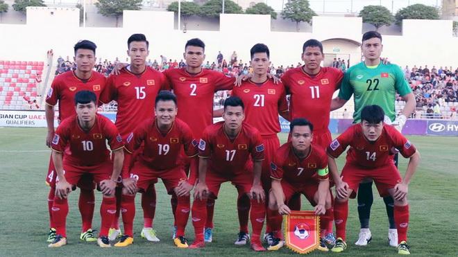 Tuyển Việt Nam tái đấu Iraq, đụng Iran và Yemen tại ASIAN Cup 2019