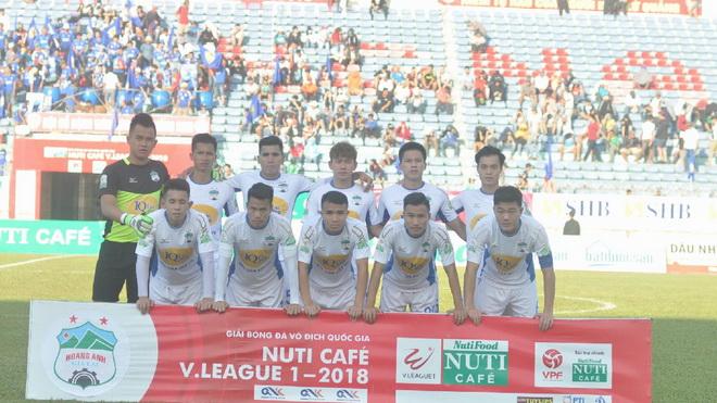 Trực tiếp Sài Gòn FC vs FLC Thanh Hóa, vòng 18 V-League 2018