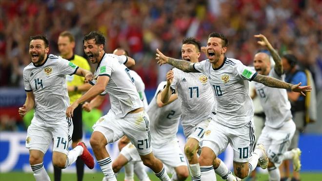 Thủ môn Đặng Văn Lâm: 'Nga có thể vào chung kết World Cup như U23 Việt Nam tại VCK U23 châu Á'