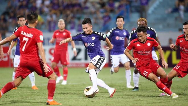 Quang Hải 'nhảy múa', ghi bàn trước mắt HLV Park Hang Seo