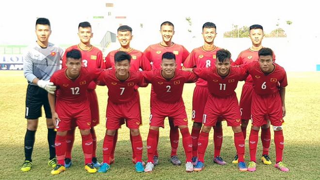 Thắng Campuchia 1-0, HLV U16 Việt Nam không hài lòng