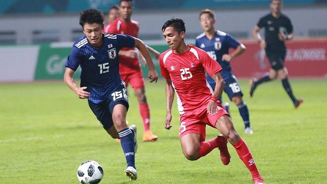 HLV trưởng U23 Nepal: 'Việt Nam mạnh nhưng Nepal quyết có điểm và ghi bàn'