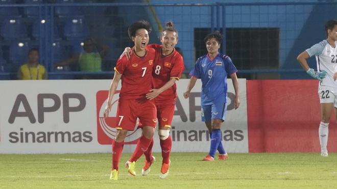 Xem trực tiếp bóng đá nữ ASIAD: Nhật Bản vs Việt Nam (15h00 ngày 21/8)